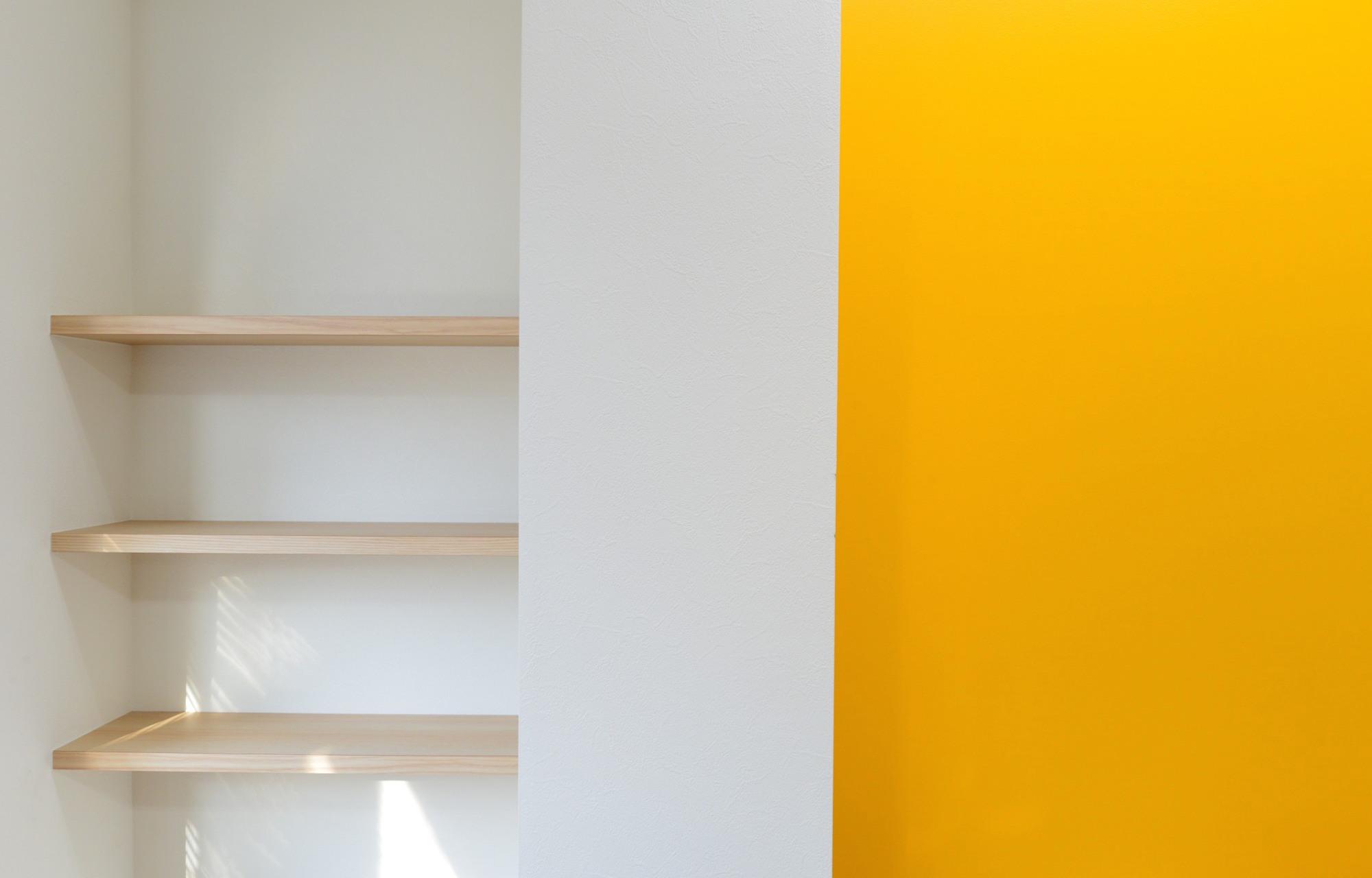 アニメーション制作会社 (社名非公開) Shelf デザイン・レイアウト事例