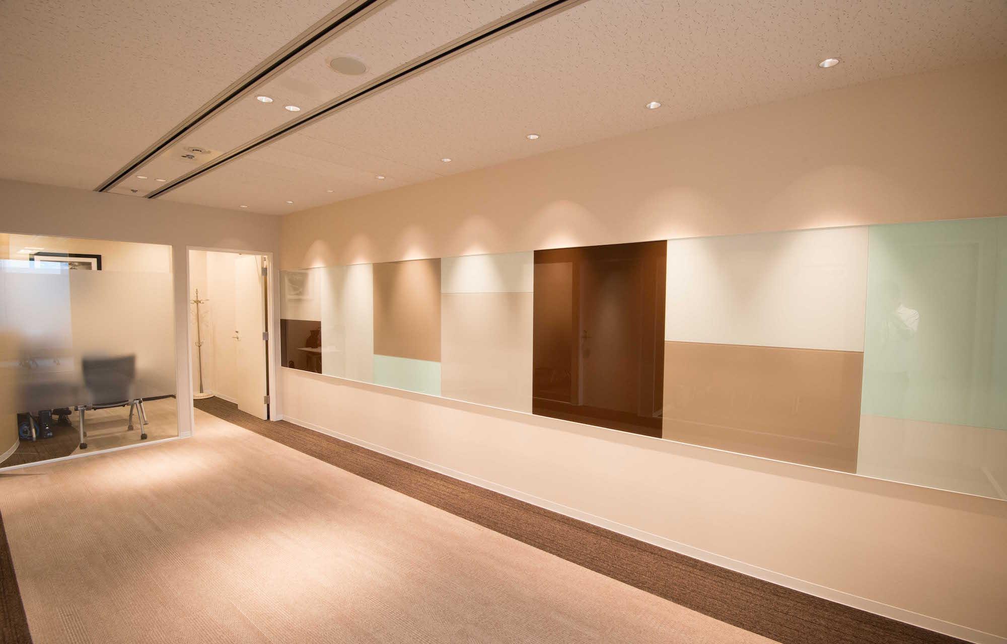アンテロープキャリアコンサルティング Corridor デザイン・レイアウト事例