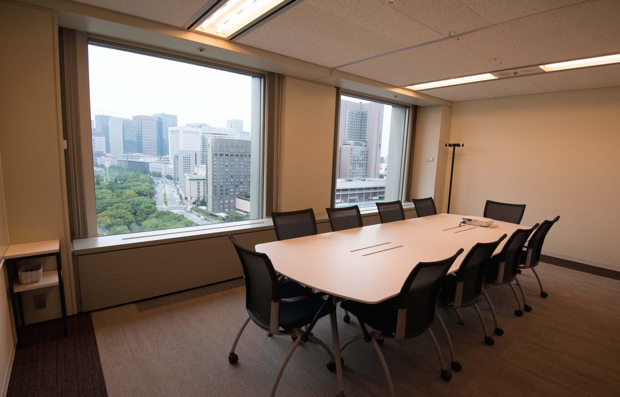 アンテロープキャリアコンサルティング Meeting Room_2 デザイン・レイアウト事例