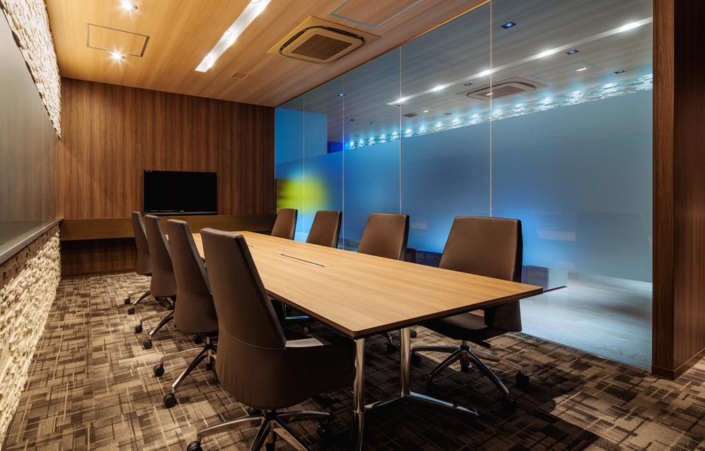 ゲティンゲ・ジャパン株式会社 Meeting Room デザイン・レイアウト事例