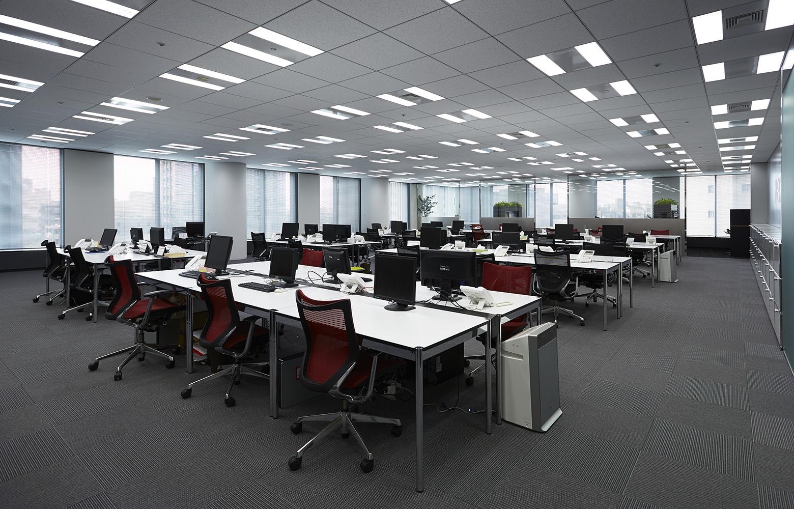 株式会社メディカル・ステージ Work Space デザイン・レイアウト事例