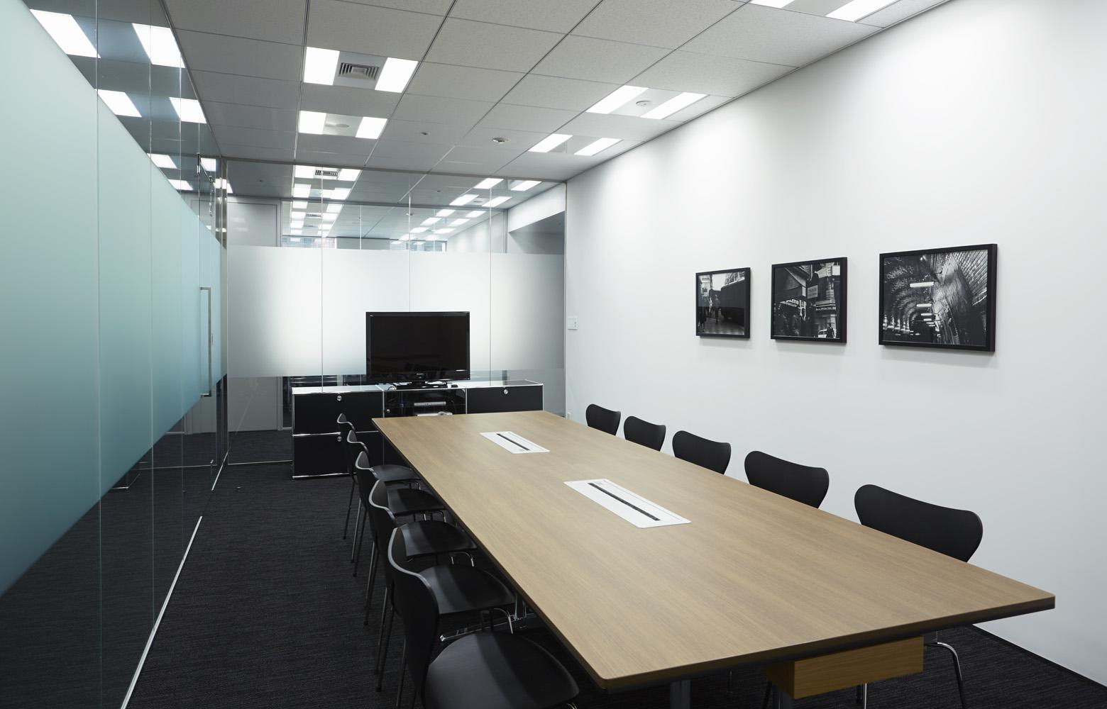 株式会社メディカル・ステージ Meeting Room デザイン・レイアウト事例