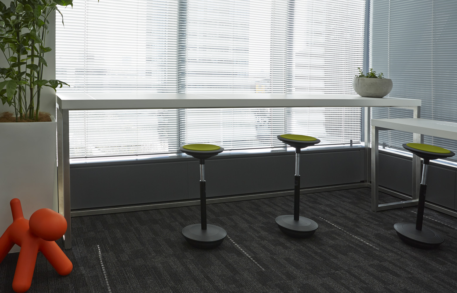 株式会社メディカル・ステージ Refresh Space_2 デザイン・レイアウト事例