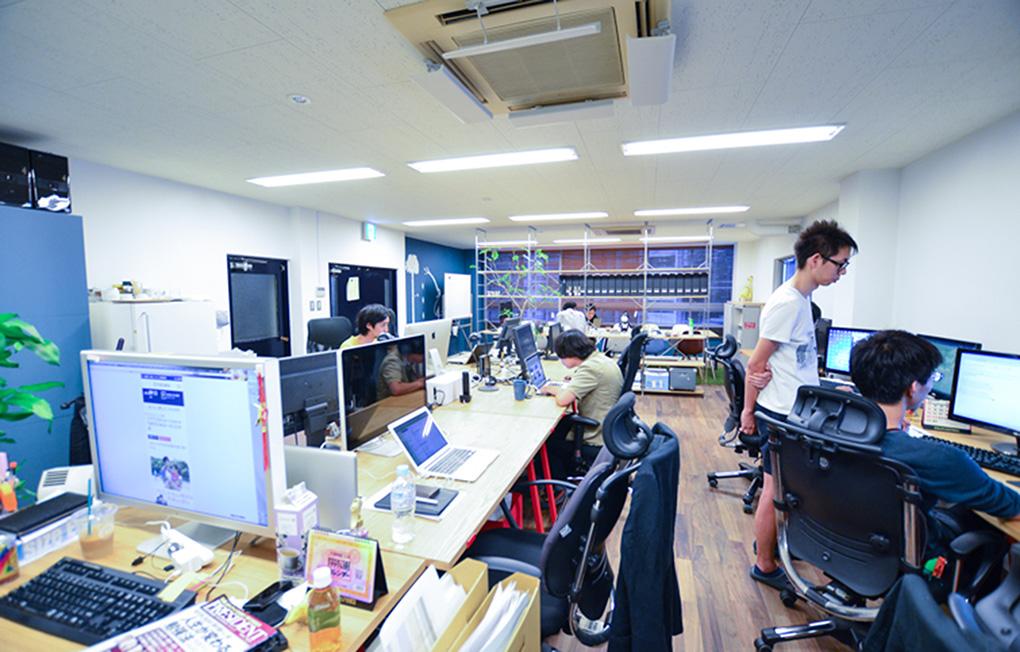 株式会社シルシ Work Space デザイン・レイアウト事例