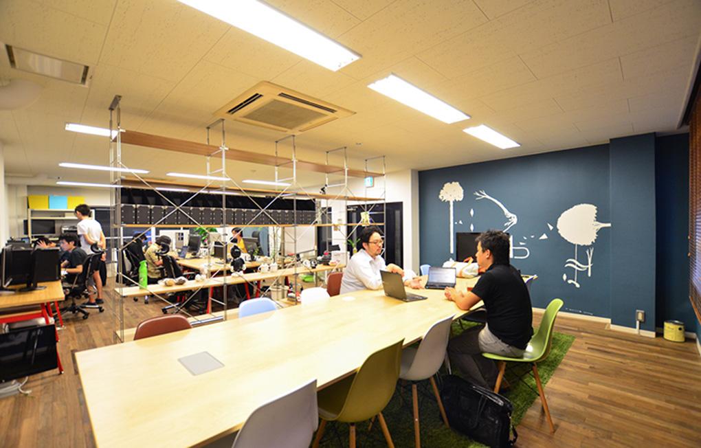 株式会社シルシ Meeting Space デザイン・レイアウト事例