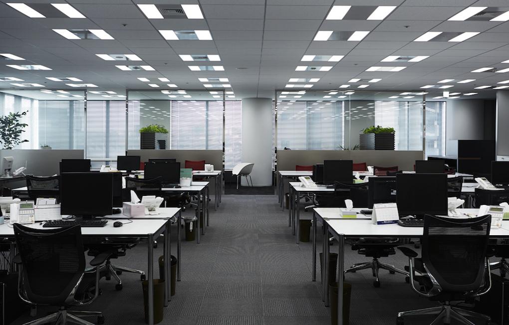 株式会社メディカル・ステージ Work Space_2 デザイン・レイアウト事例
