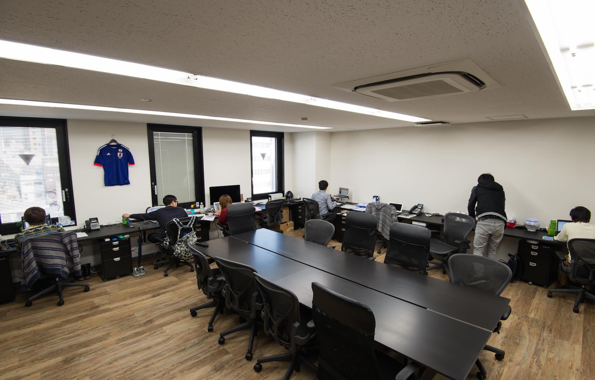 株式会社アンダーチュア Work Space デザイン・レイアウト事例