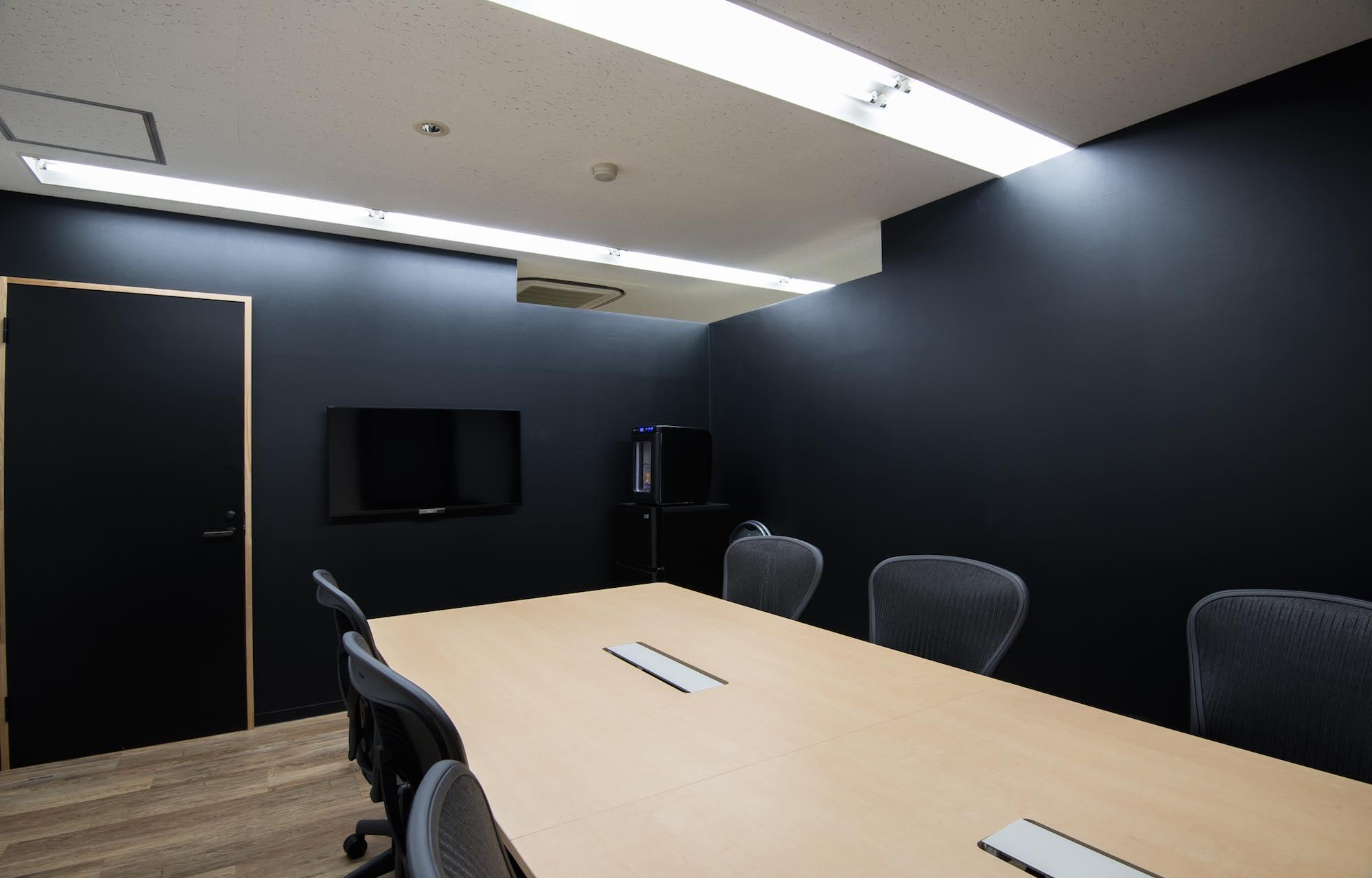 株式会社アンダーチュア Meeting Space デザイン・レイアウト事例