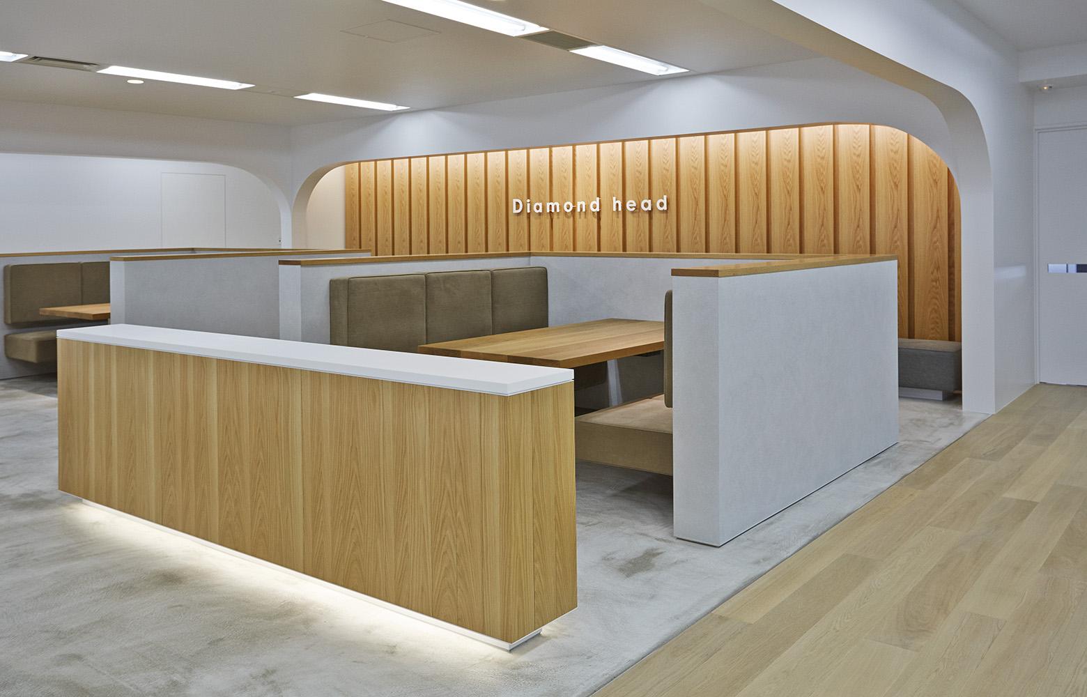 ダイアモンドヘッド株式会社 Tokyo Office Meeting Space_2 デザイン・レイアウト事例