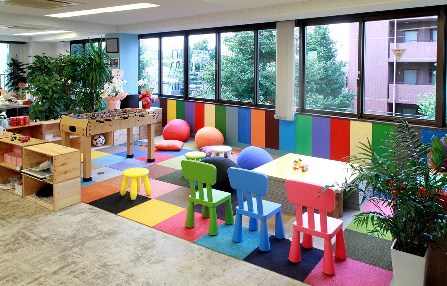 Quipper Ltd Japan Branch Office Refresh Space デザイン・レイアウト事例