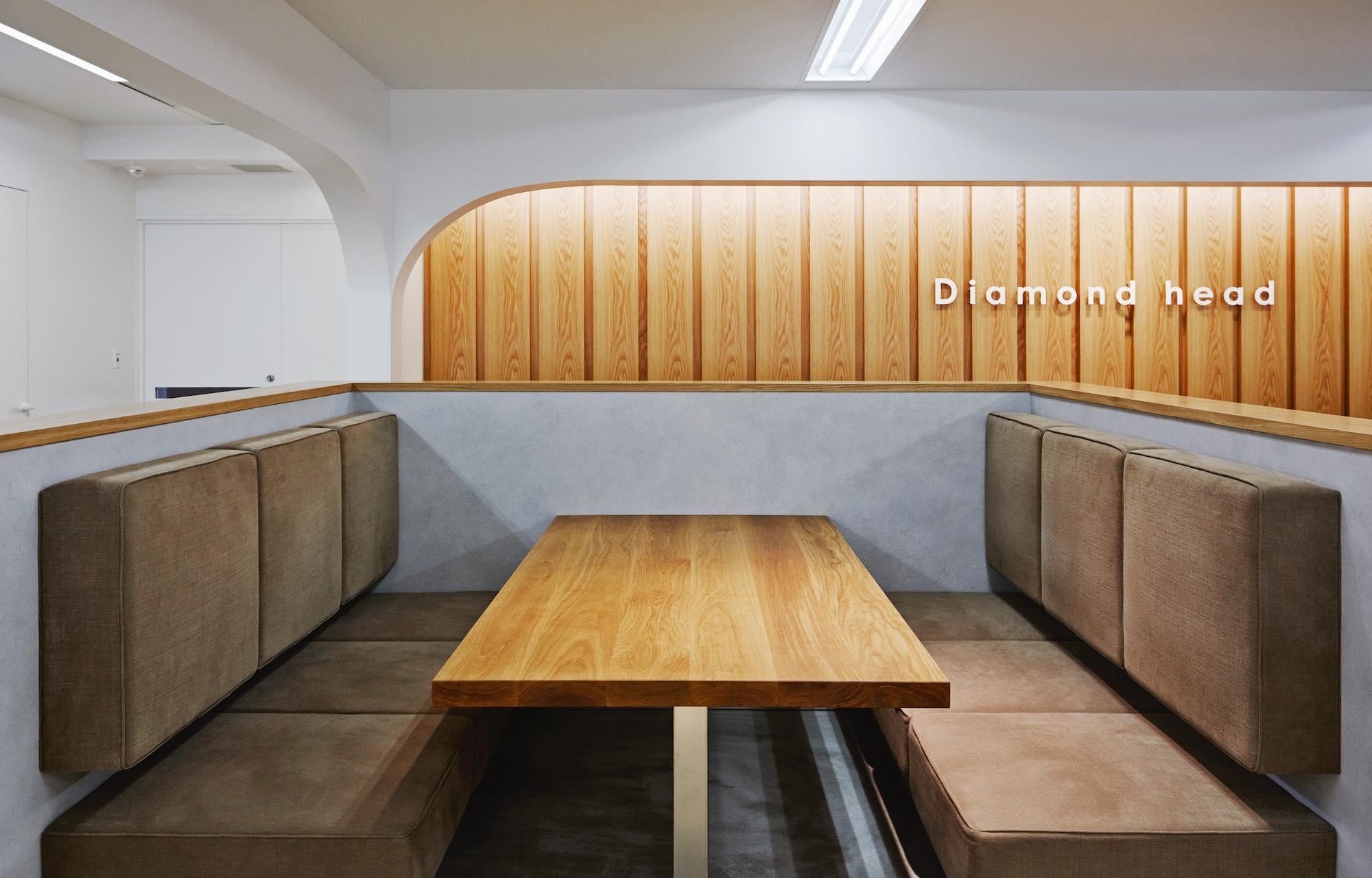 ダイアモンドヘッド株式会社 Tokyo Office Meeting Space_3 デザイン・レイアウト事例