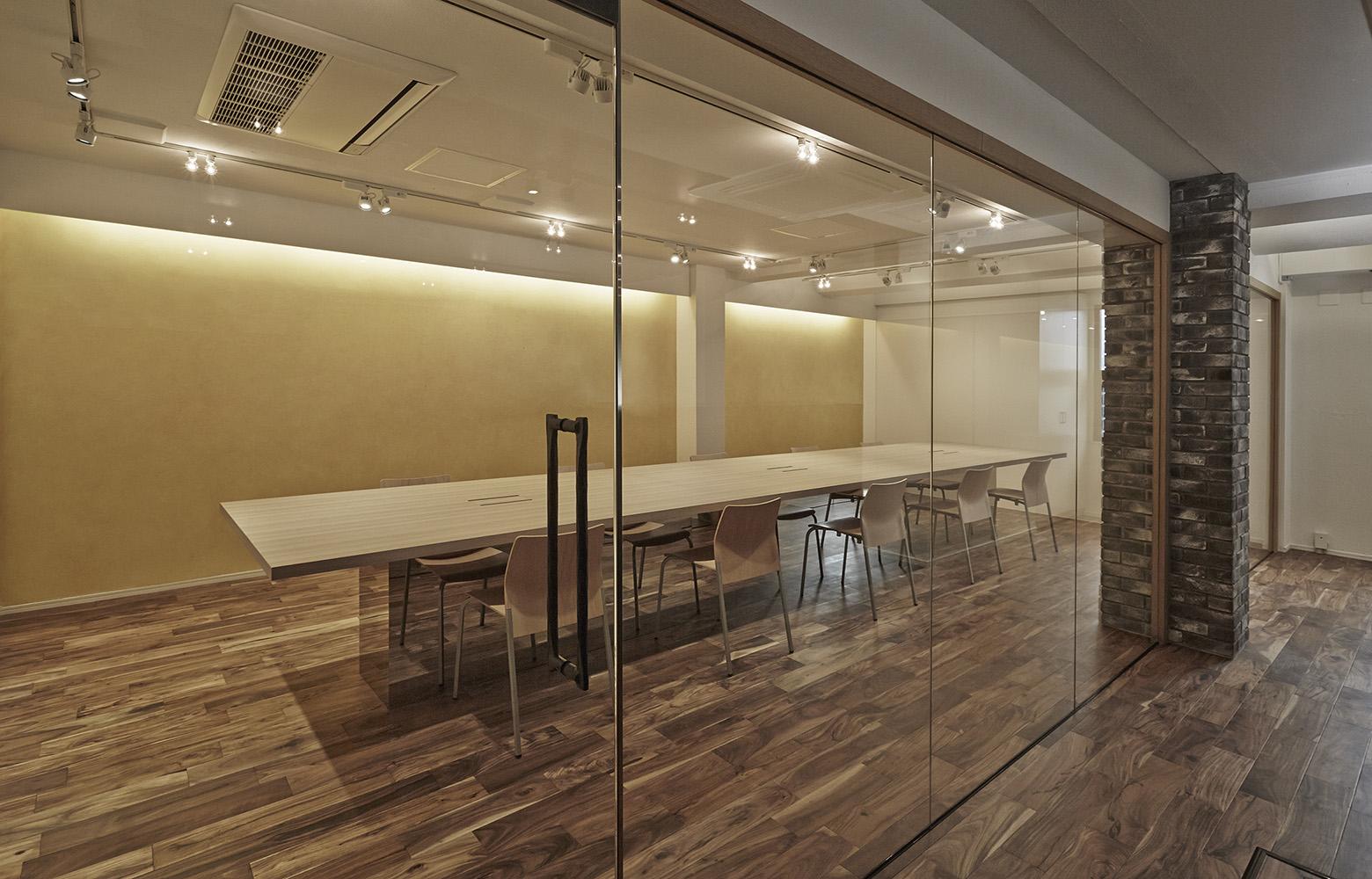 株式会社ENERGIZE Meeting Room デザイン・レイアウト事例