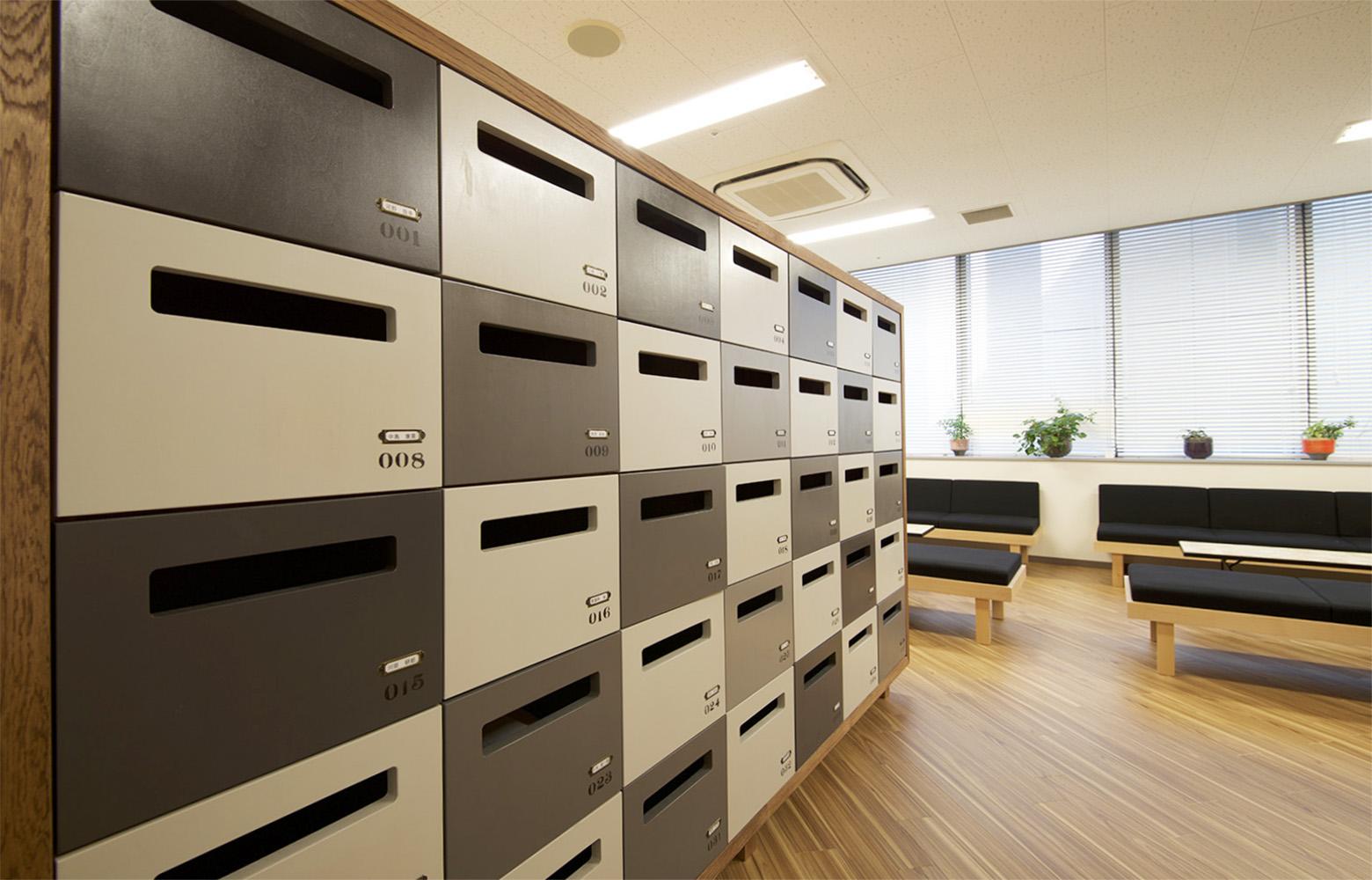 東京医科歯科大学 Shelf_2 デザイン・レイアウト事例