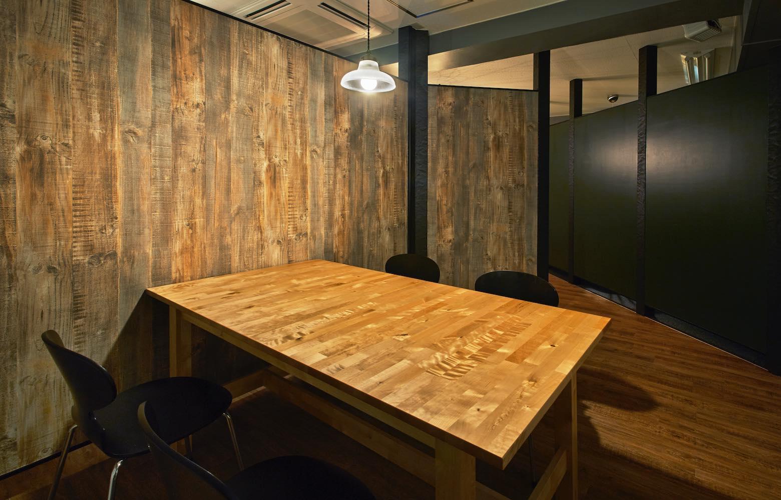 株式会社ウィット Meeting Space_2 デザイン・レイアウト事例