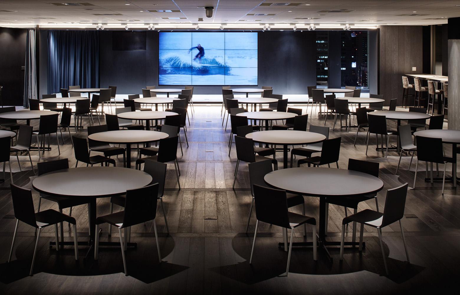 株式会社ベクトル Studio Lounge デザイン・レイアウト事例