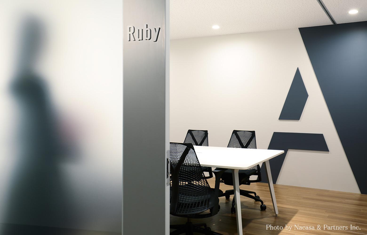 アライドアーキテクツ株式会社 vol.2 Meeting Room デザイン・レイアウト事例