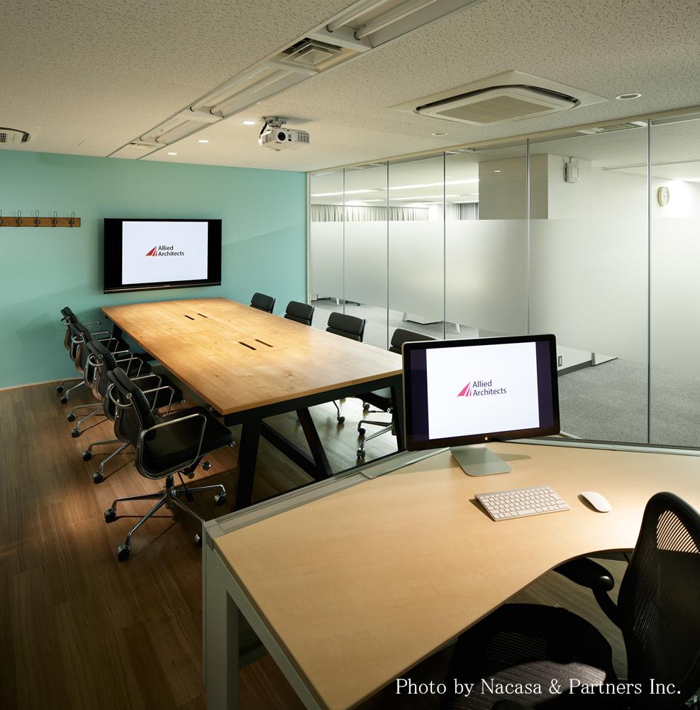 アライドアーキテクツ株式会社 vol.2 President's Room デザイン・レイアウト事例