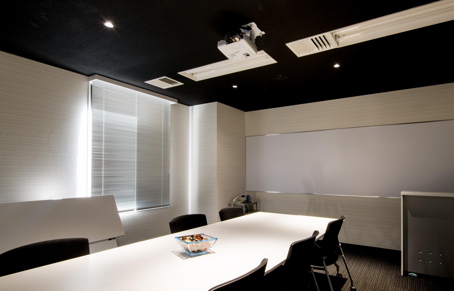 ECマーケティング株式会社 Meeting Room デザイン・レイアウト事例