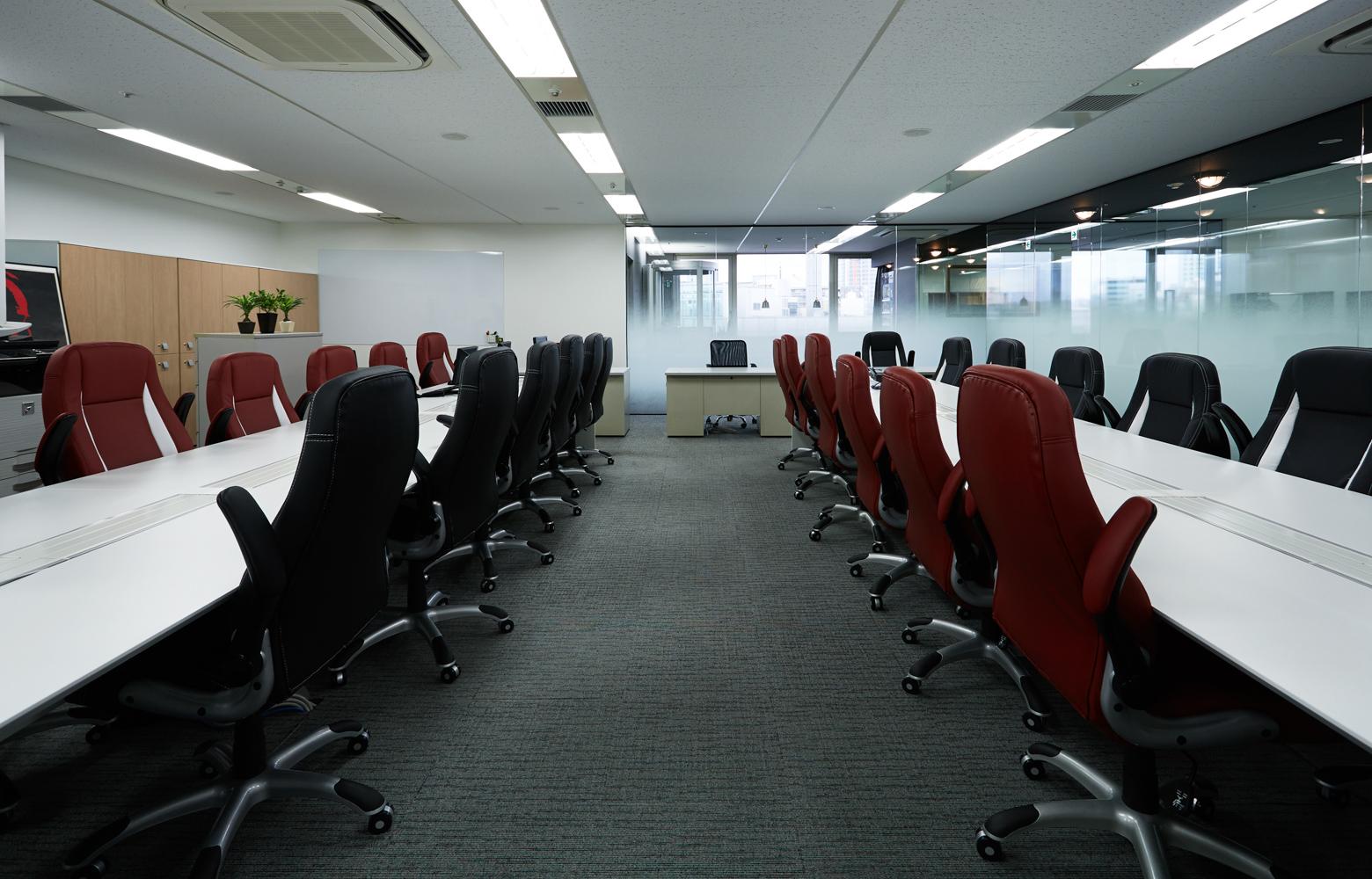 株式会社エイム・ソフト Work Space デザイン・レイアウト事例