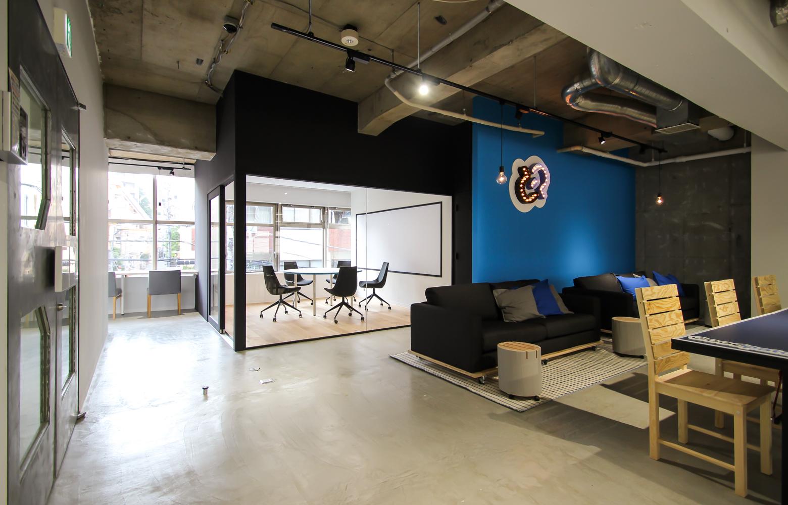 株式会社グッドパッチ Meeting Space デザイン・レイアウト事例