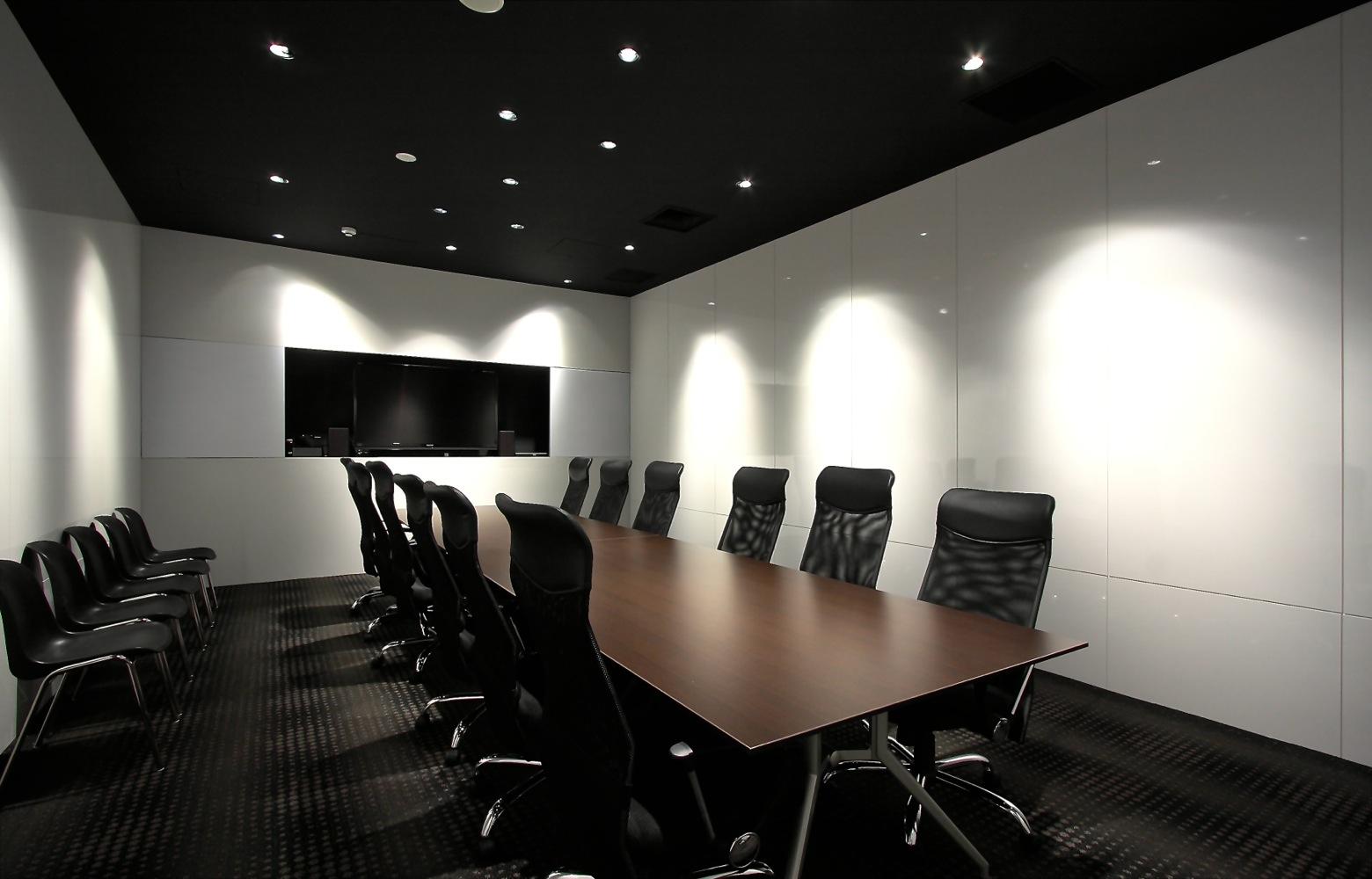 EMTG株式会社 Meeting Room_2 デザイン・レイアウト事例