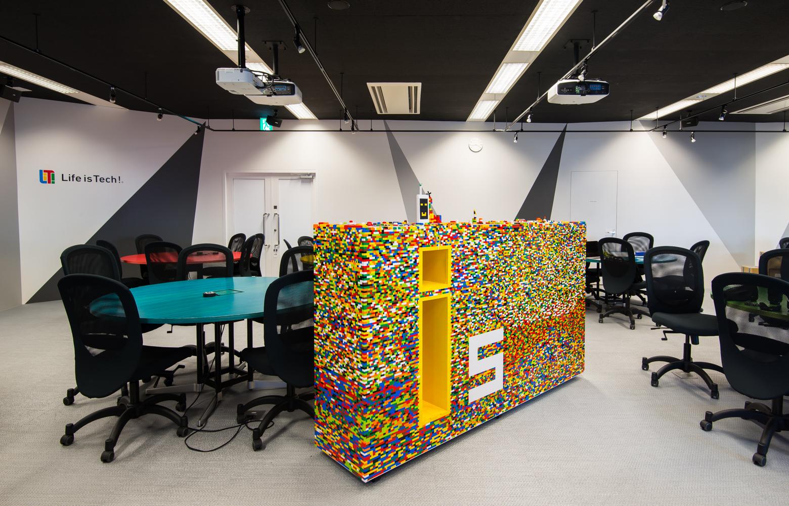 ライフイズテック株式会社 LEGO_2 デザイン・レイアウト事例