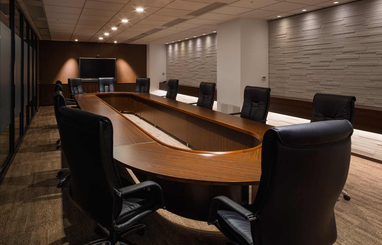 三井金属エンジニアリング株式会社 Meeting Room デザイン・レイアウト事例