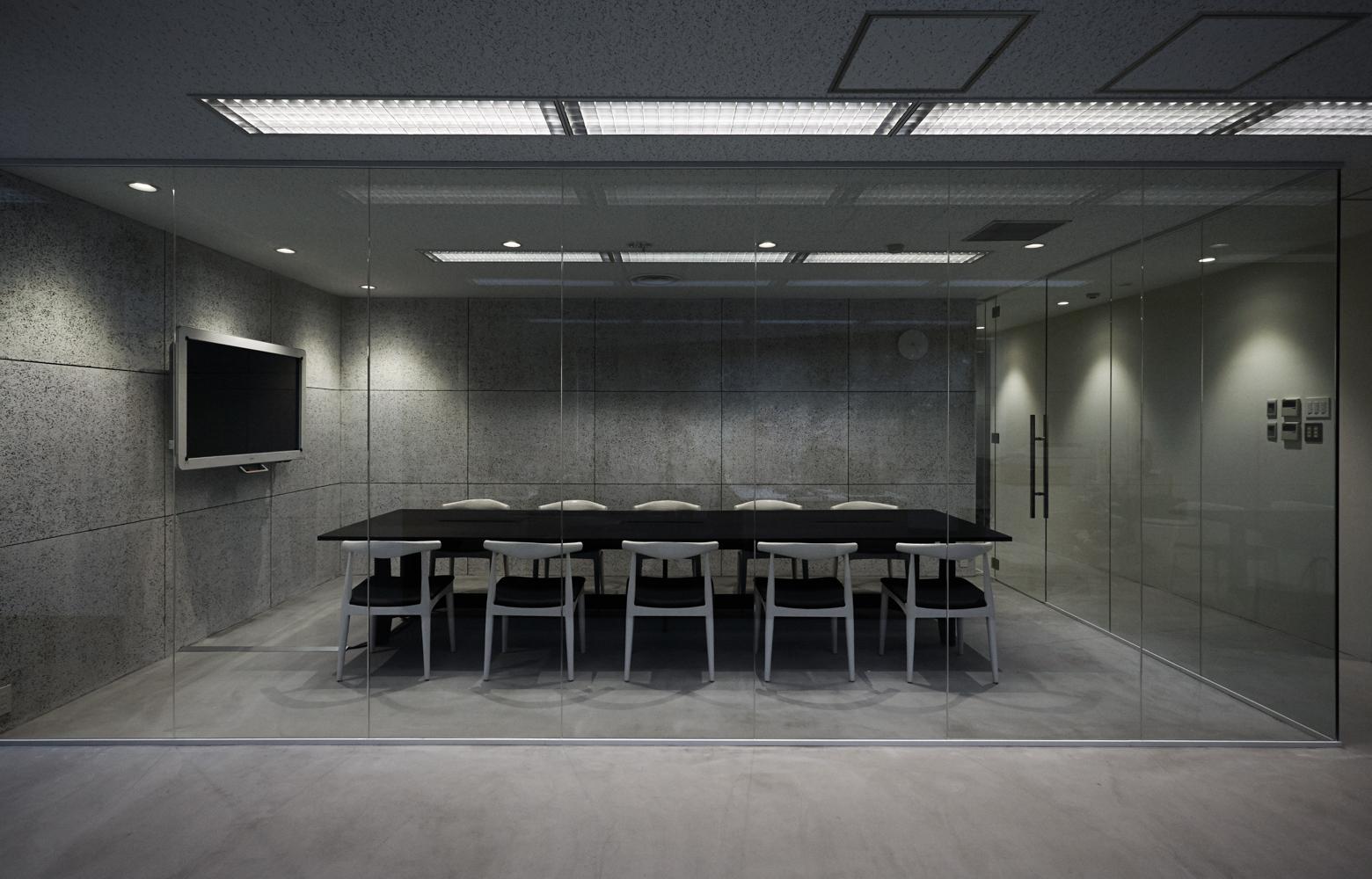 株式会社ホールマン会議室・応接室