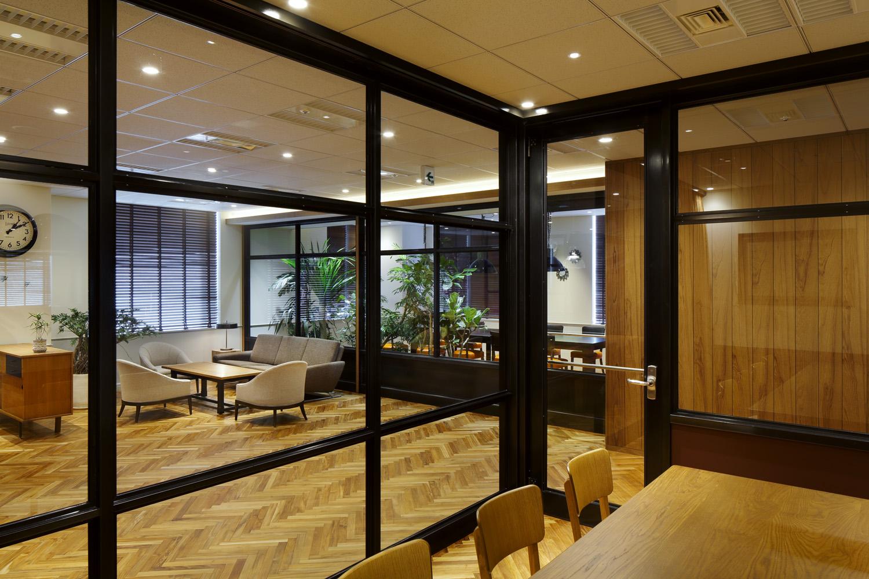株式会社日本エスコン Meeting Room_2 デザイン・レイアウト事例