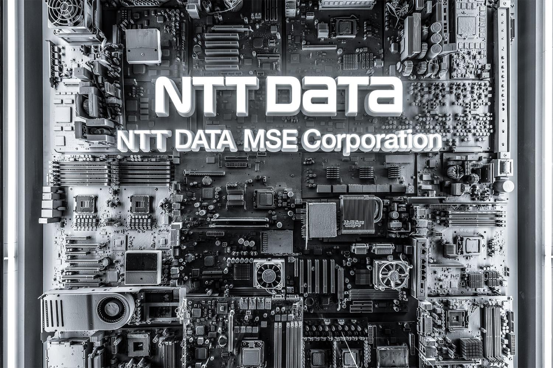 株式会社NTTデータMSE Shinagawa Office エントランス・受付