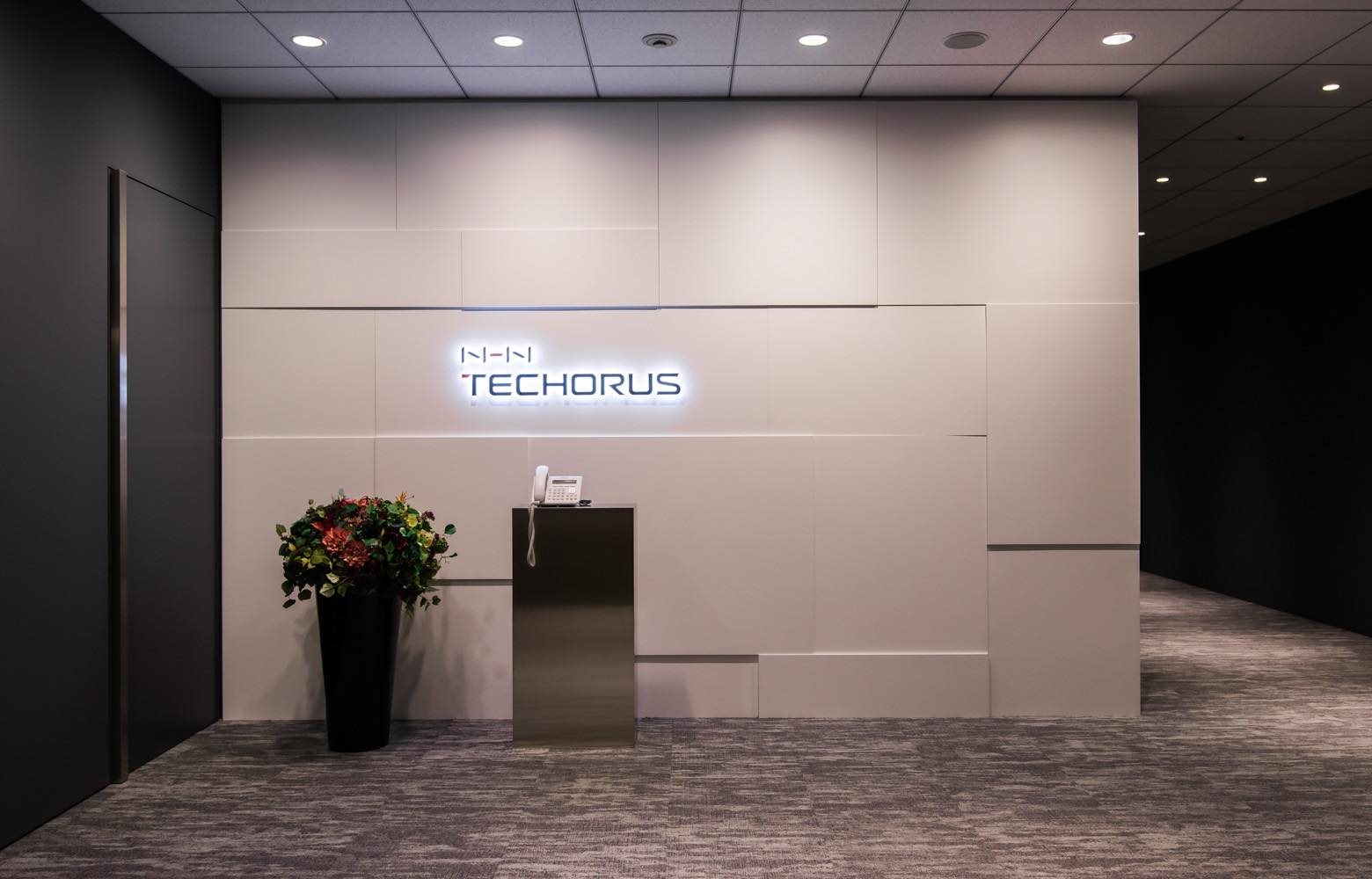 NHN テコラス株式会社 Entrance デザイン・レイアウト事例