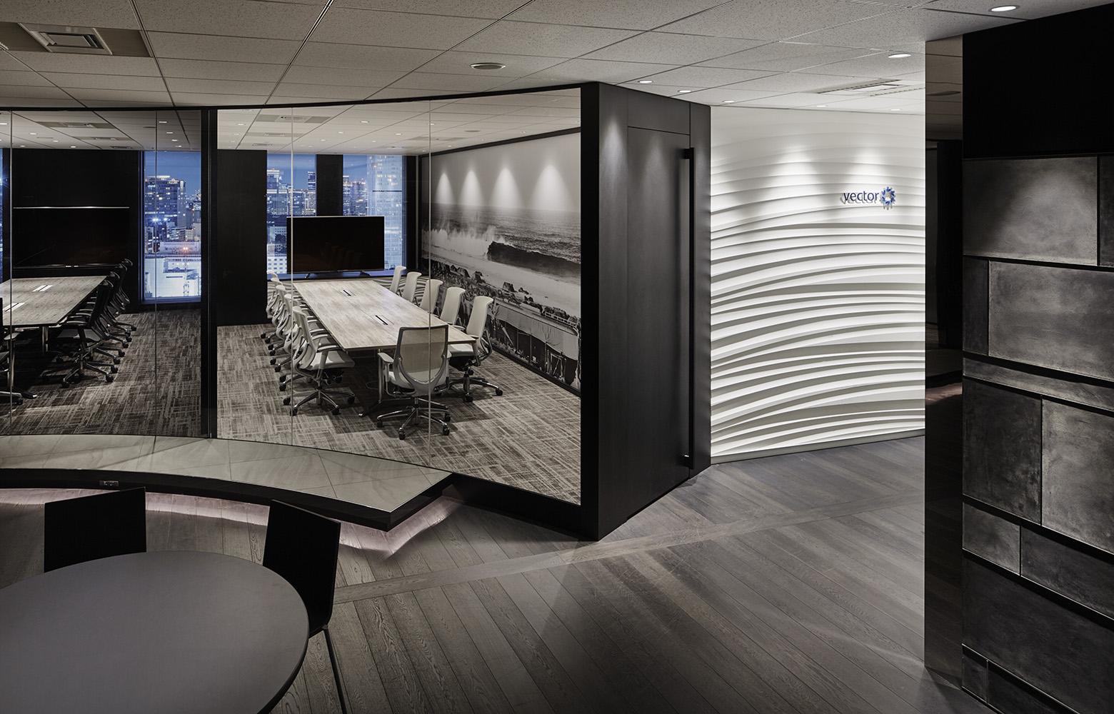 株式会社ベクトル Meeting Room デザイン・レイアウト事例