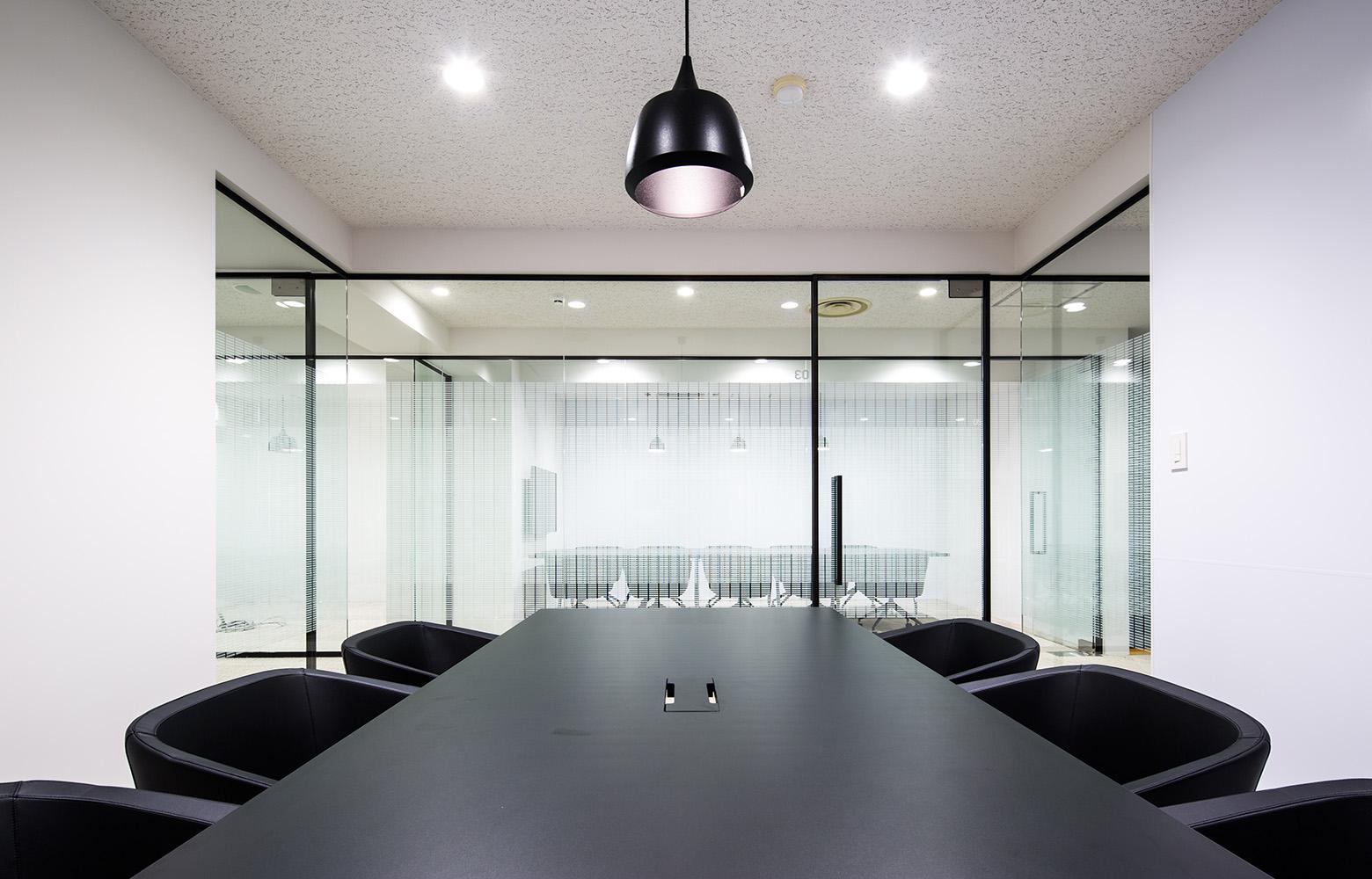Secret Office Meeting Room デザイン・レイアウト事例
