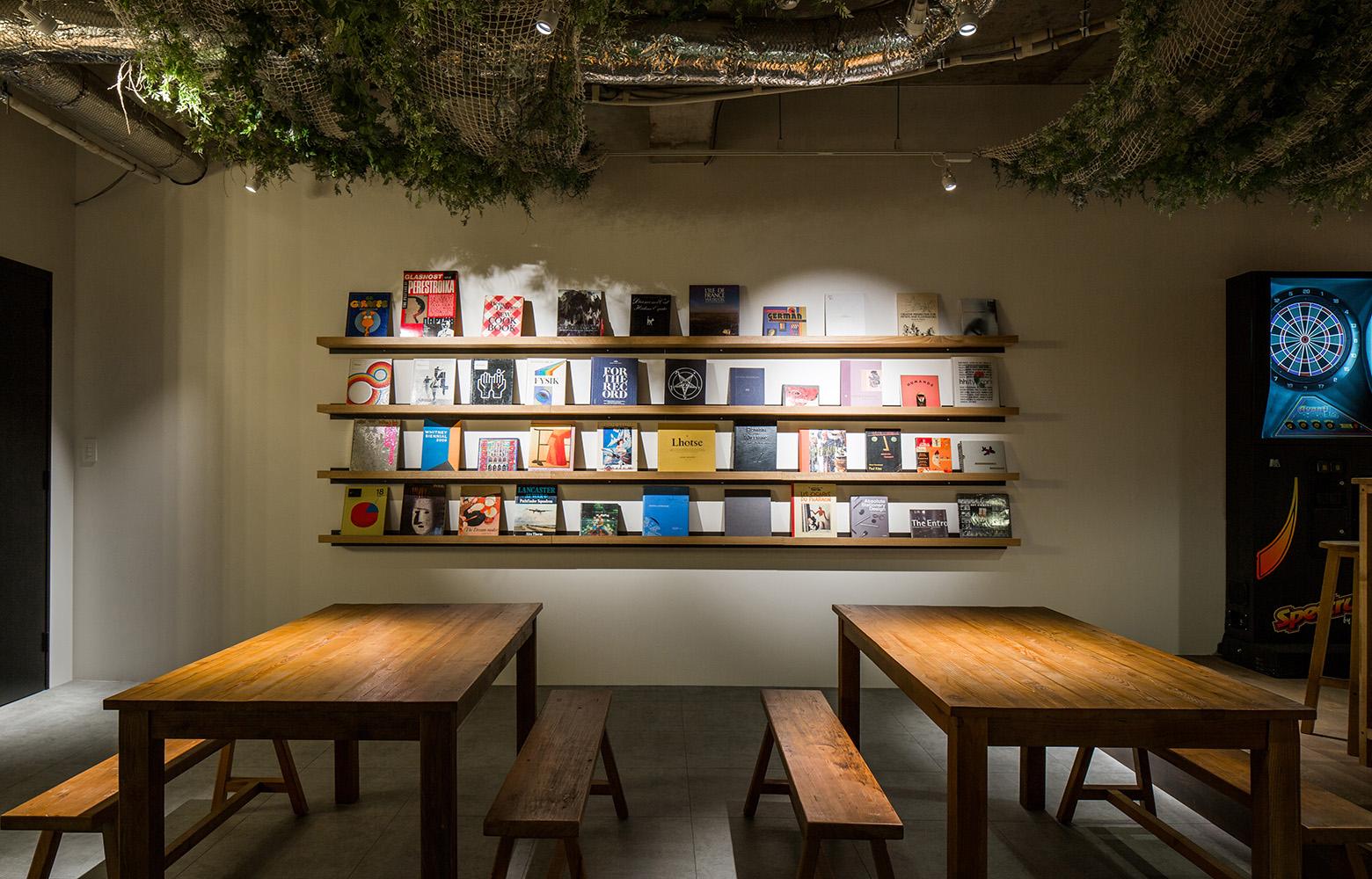 Secret Office Books デザイン・レイアウト事例