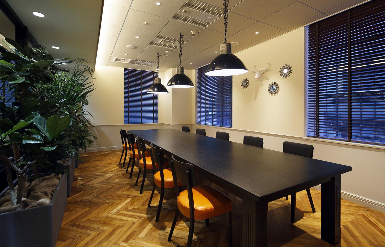 株式会社日本エスコン Meeting Room デザイン・レイアウト事例