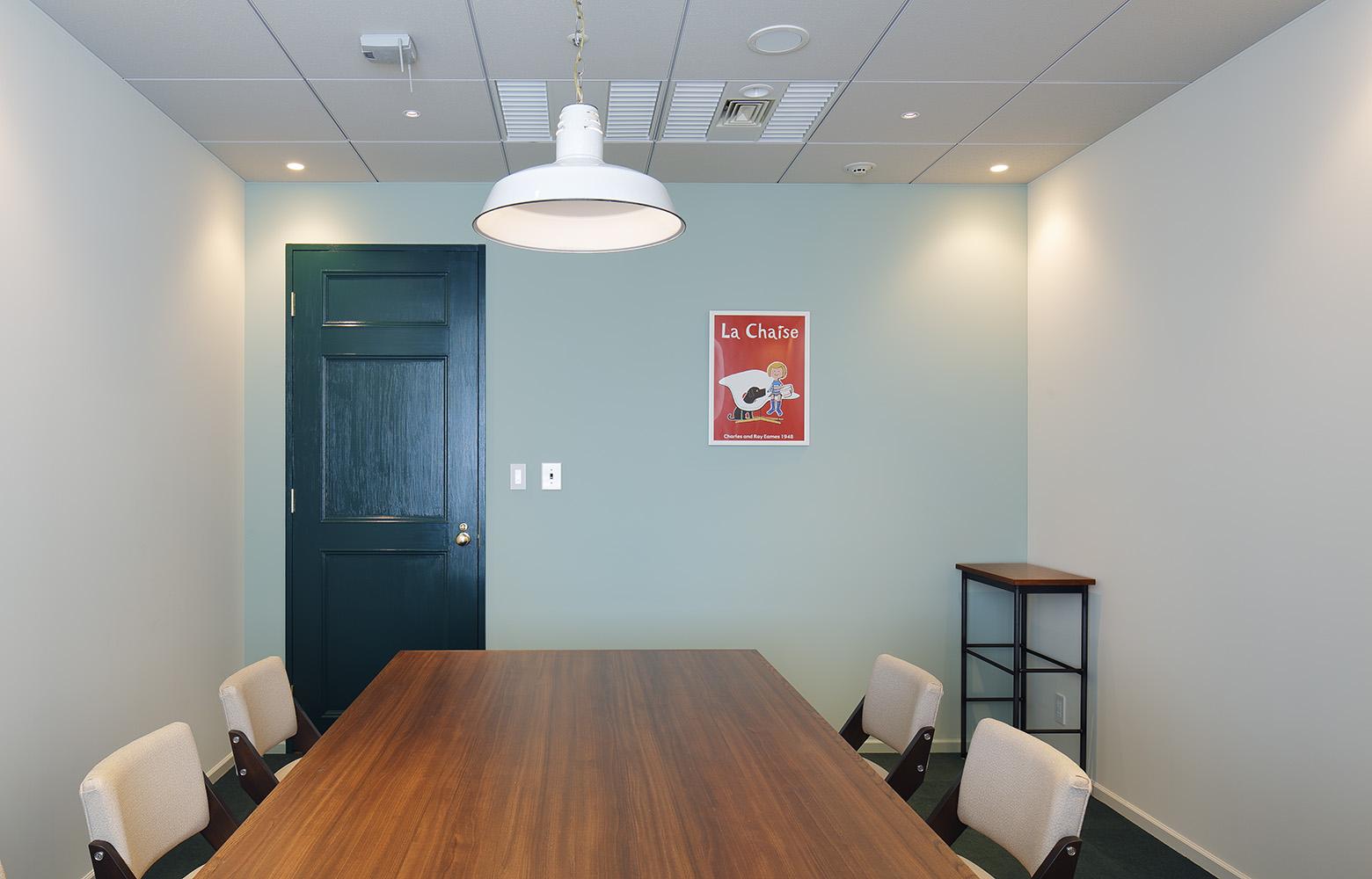 株式会社日本エスコン Meeting Room_4 デザイン・レイアウト事例