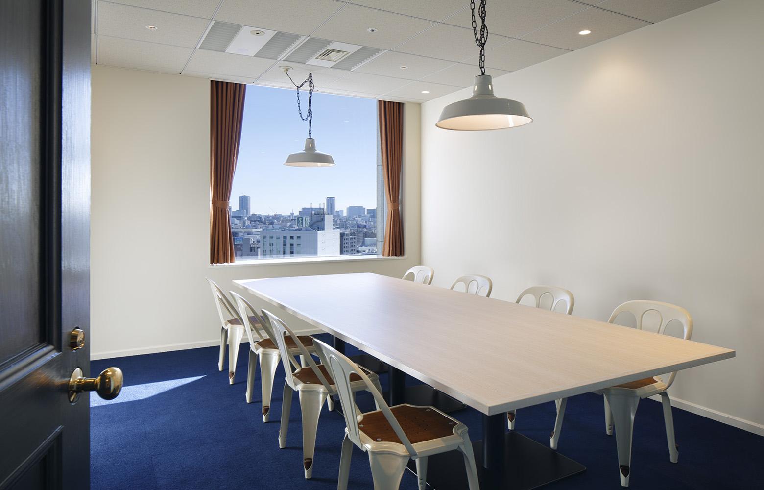 株式会社日本エスコン Meeting Room_3 デザイン・レイアウト事例