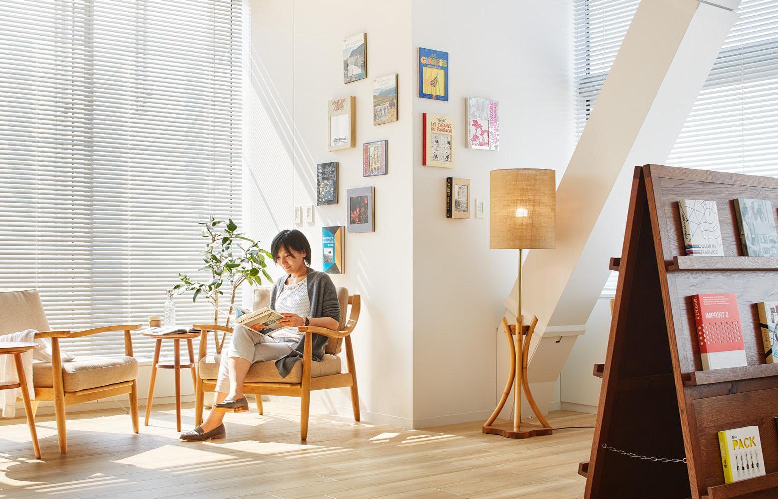 日本クロージャー株式会社 Refresh Space_4 デザイン・レイアウト事例