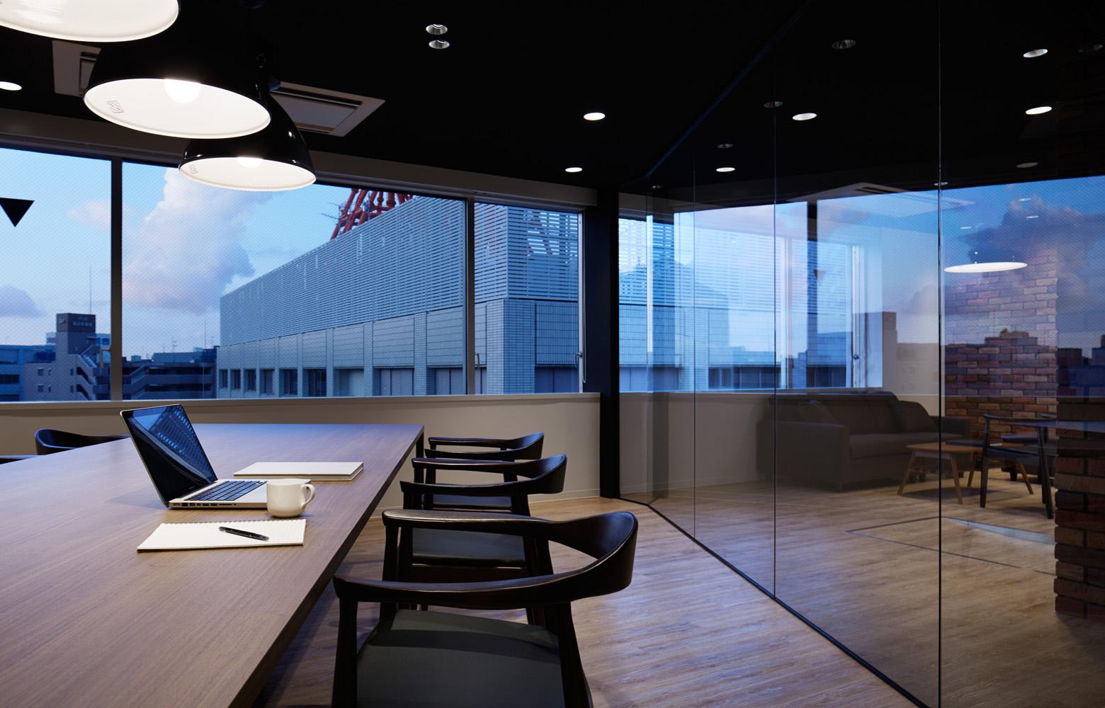 BEST株式会社 Meeting Space_2 デザイン・レイアウト事例