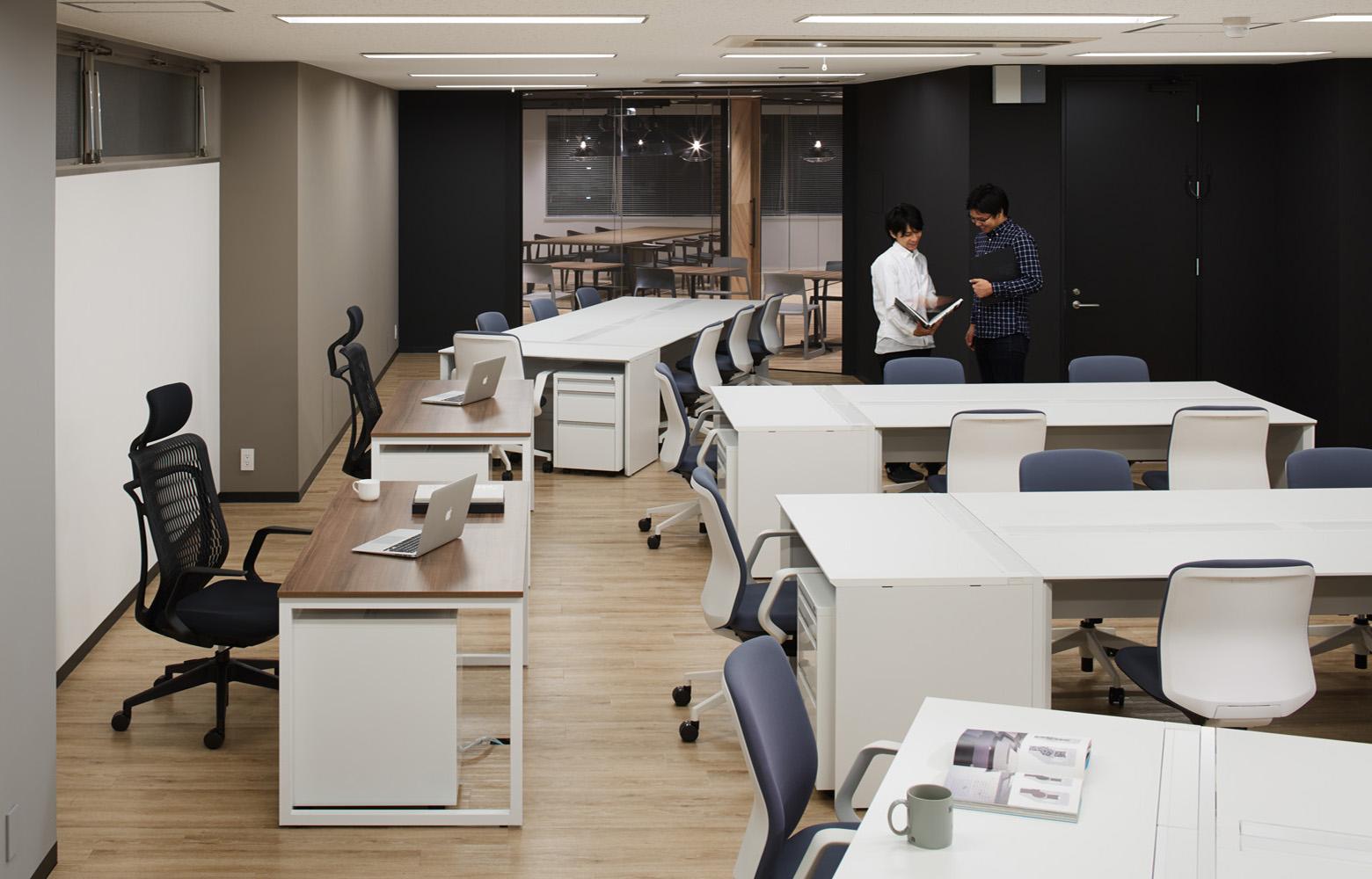 BEST株式会社 Work Space デザイン・レイアウト事例
