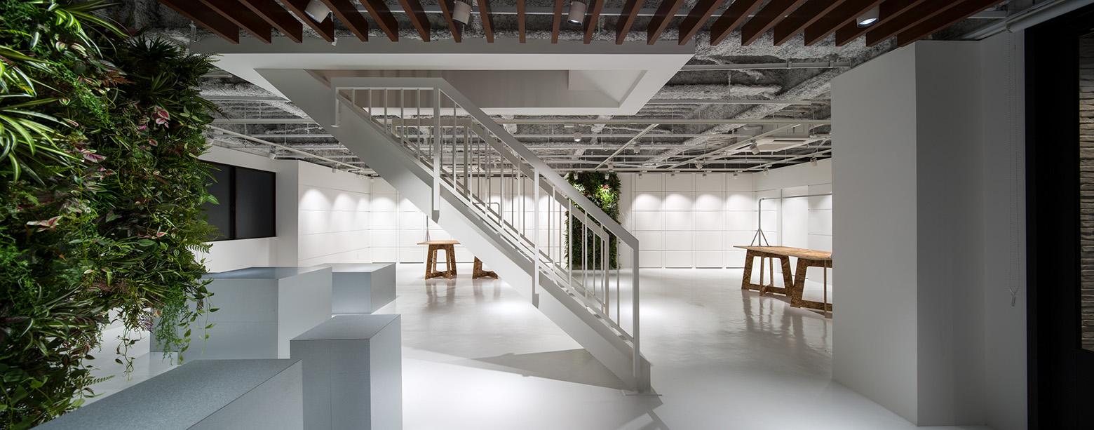 株式会社三景 1F Show Room_3 デザイン・レイアウト事例