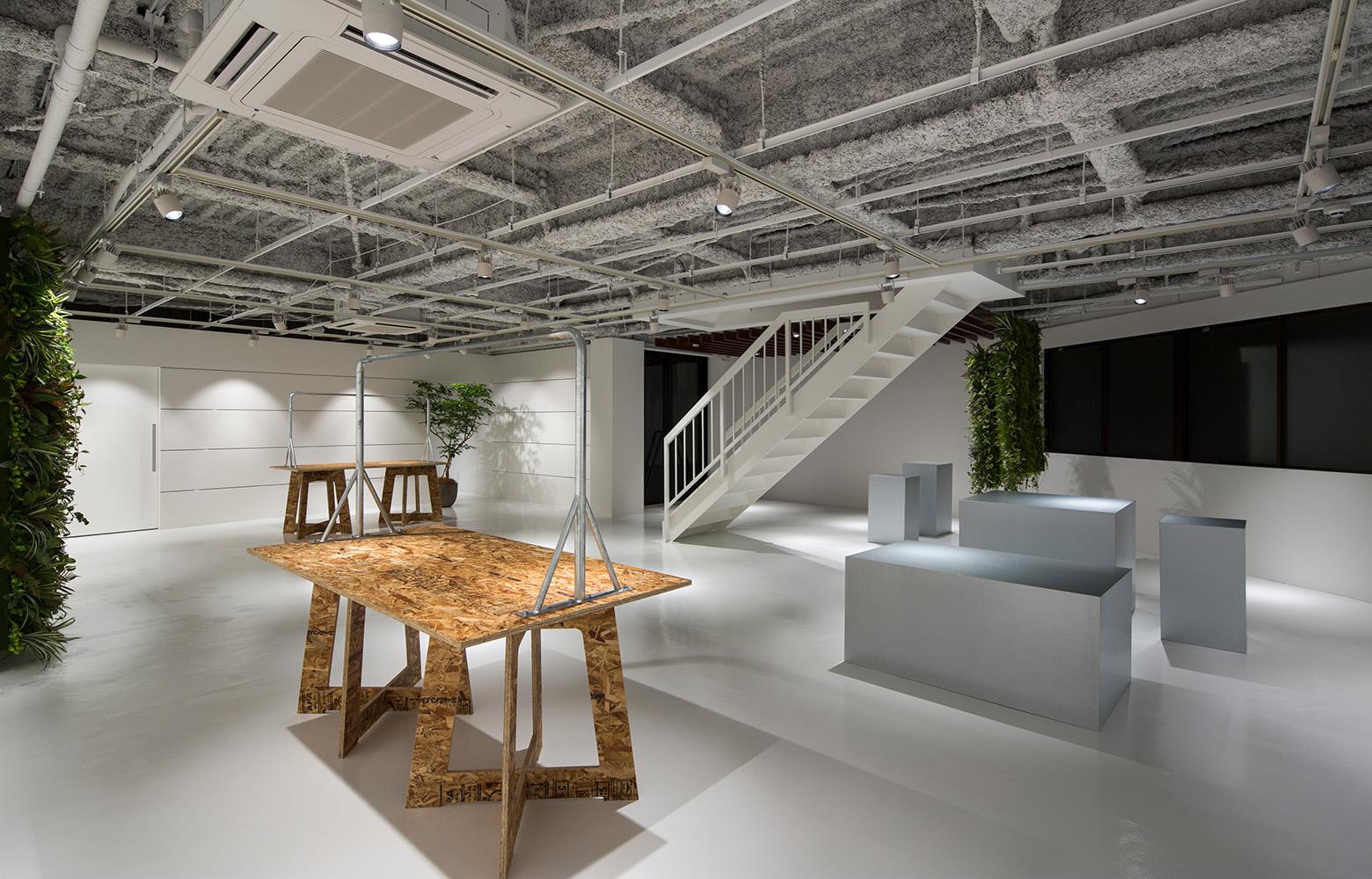 株式会社三景 1F Show Room_2 デザイン・レイアウト事例