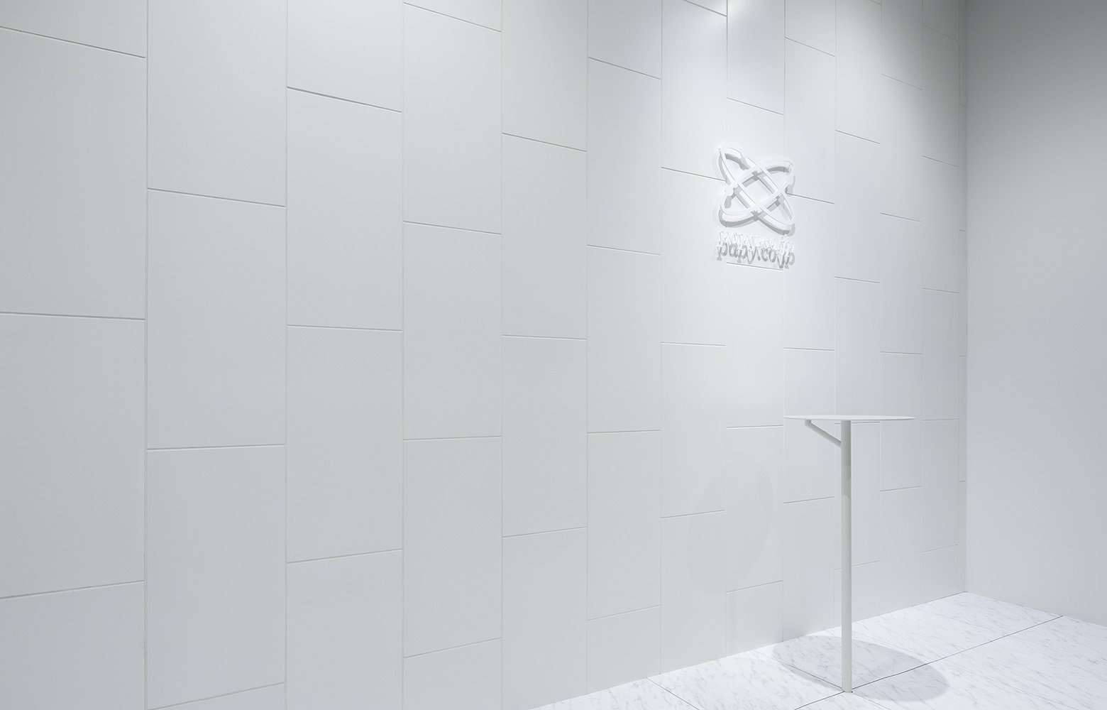 株式会社パピレス Entrance デザイン・レイアウト事例