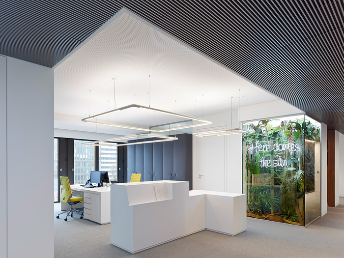 Phoenix Real Estate - Office interior