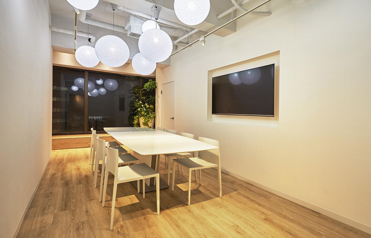 株式会社石原和幸デザイン研究所 Meeting Room_2 デザイン・レイアウト事例