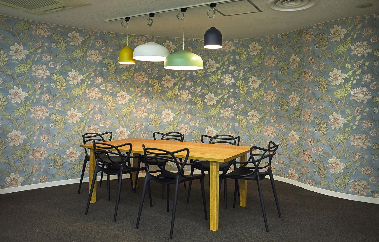 株式会社石原和幸デザイン研究所 Meeting Room_3 デザイン・レイアウト事例