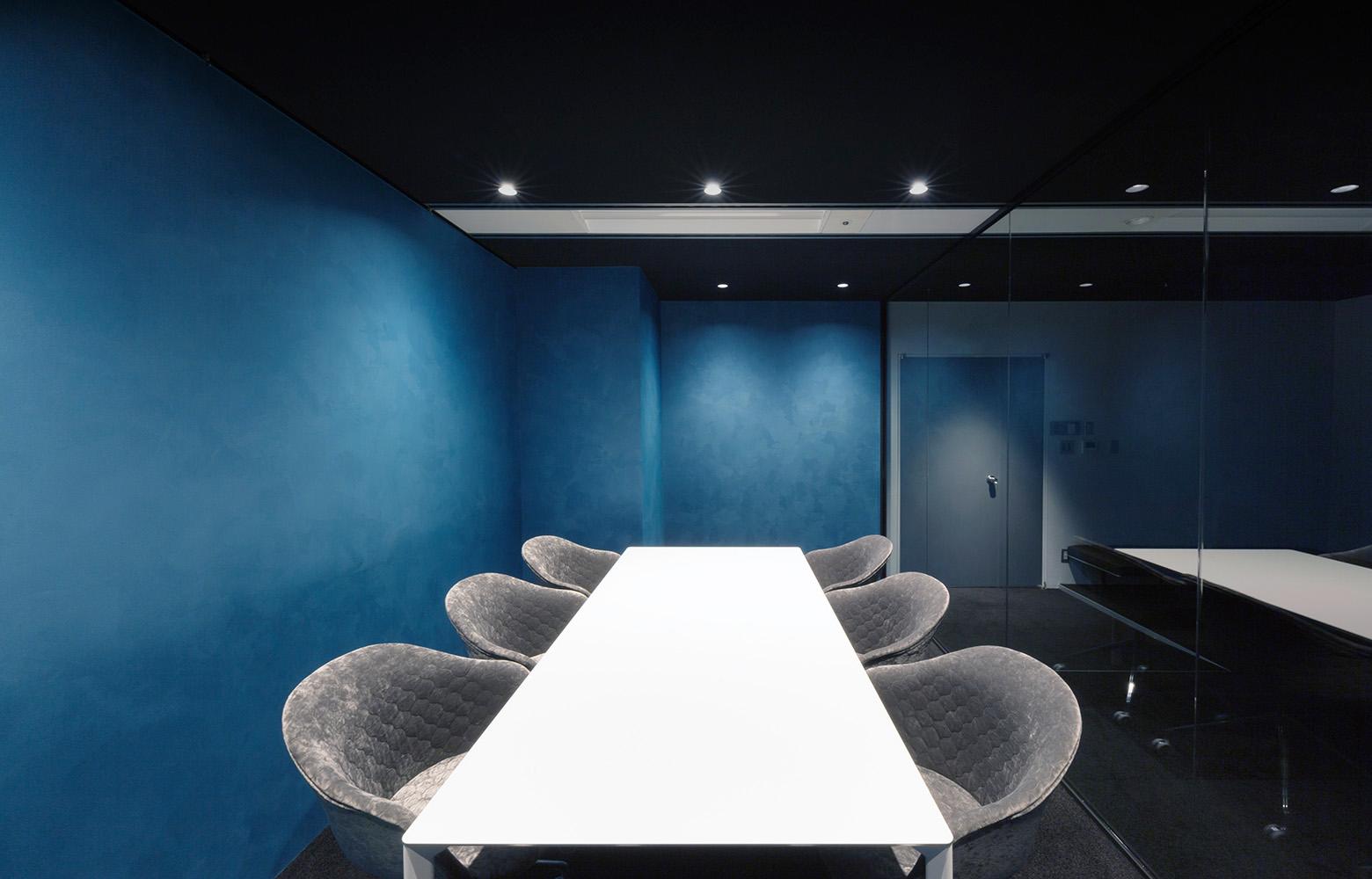 株式会社 AdLab Meeting Room_2 デザイン・レイアウト事例