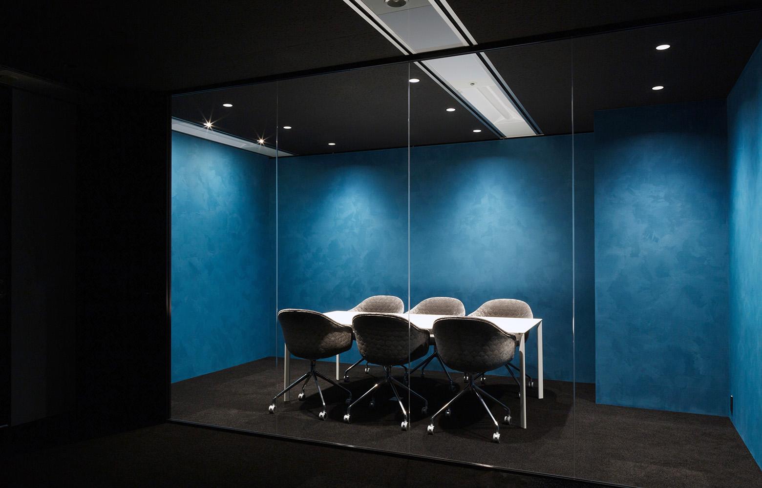株式会社 AdLab Meeting Room デザイン・レイアウト事例