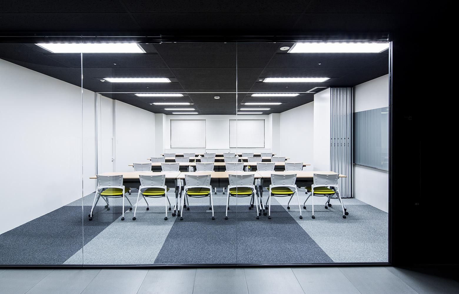 セントラル技研株式会社 Seminar Room デザイン・レイアウト事例