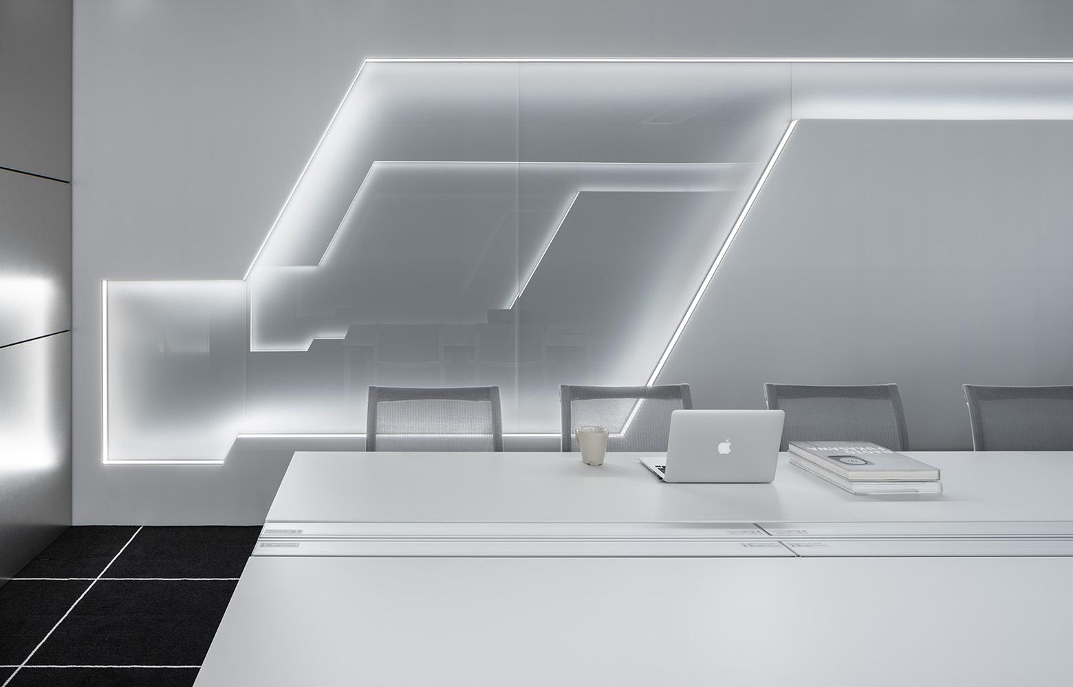 株式会社NTTデータMSE Shinagawa Office Reception Room_2 デザイン・レイアウト事例